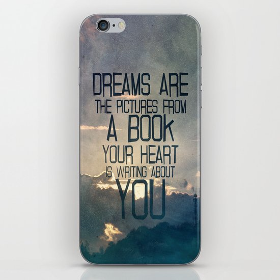 Dreams Art... iPhone & iPod Skin