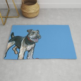 Airedale Rug