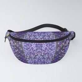 Snake Skin (purple/violet) Fanny Pack