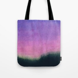 untitled (sunset) Tote Bag