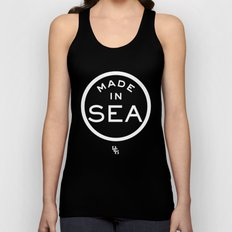 Seattle SEA Unisex Tank Top