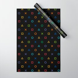 Colofrul Gamer Wrapping Paper