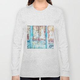 Nuestras huellas Long Sleeve T-shirt