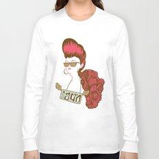 fly girl Long Sleeve T-shirt