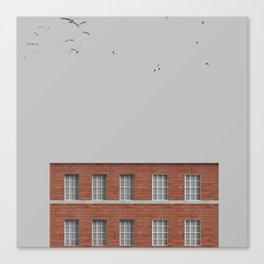 Serie Canvas Print