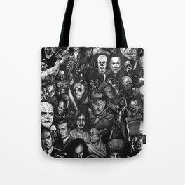 Classic Horror Guice Tote Bag