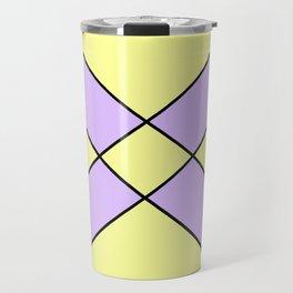 Saint andrew's cross 4 Travel Mug