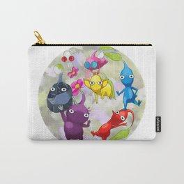 Pikmin World Fanart Carry-All Pouch