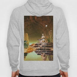 The mysterious underwater cave Hoody