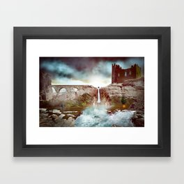 Searching for Princess Buttercup Framed Art Print