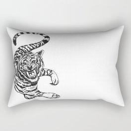 TIGER! Rectangular Pillow
