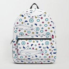 Memphis Ocean #3 Backpack