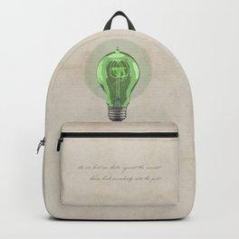 The Green Light Backpack