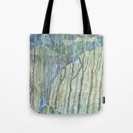 Entre árboles N° 2 (Among trees) Tote Bag