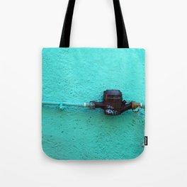 Aquamarine Tote Bag