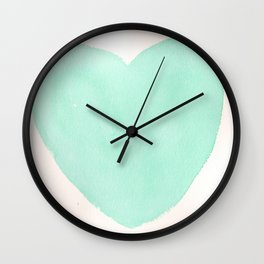 love 36 Wall Clock