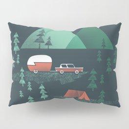 Pitch a Tent Pillow Sham
