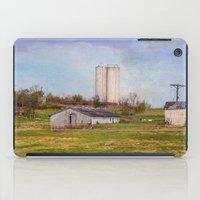 tennessee iPad Cases featuring Tennessee Country Farm by Mary Timman
