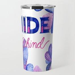Hide Behind Travel Mug