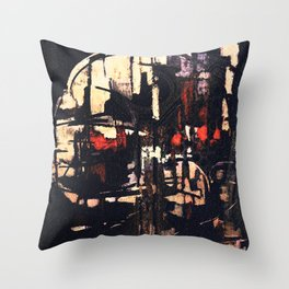Future's Soldiers 1 Throw Pillow