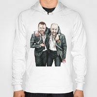 breaking bad Hoodies featuring Breaking Bad by 13 Styx