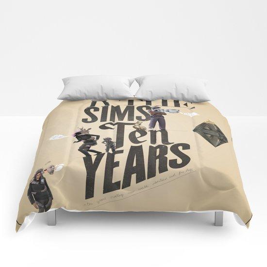 Surreal Comforters