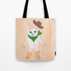 Woah! Kitty Tote Bag