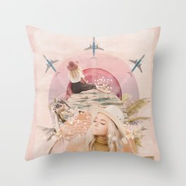 Sojourner Throw Pillow