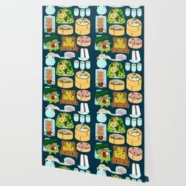 Dim Sum Lunch Wallpaper