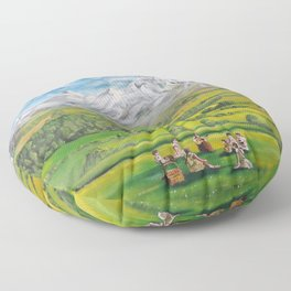 The Sound of Music Floor Pillow