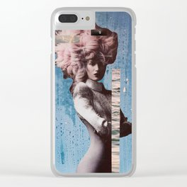 Temperance Clear iPhone Case