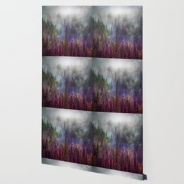 Four Seasons Forest Wallpaper