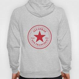 Alcatraz Star T-Shirt Funny Penitentiary Jail Prisoner Tee Hoody