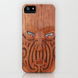 Tiki Tiki iPhone Case