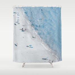 Beach Life 3 Shower Curtain