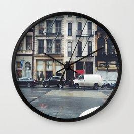 New York, I love you Wall Clock