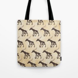 Wendigo Pattern Tote Bag