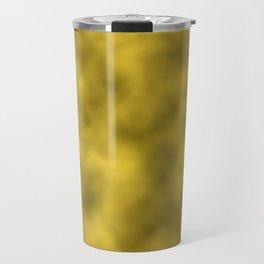 Gold Foil Smooth Metal Texture Festive / Christmas Travel Mug