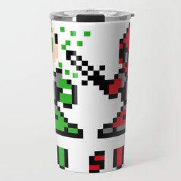 dead green Travel Mug