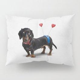 Butt (Wordless) Pillow Sham