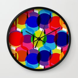 Shapes 010 Wall Clock
