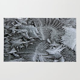 Winged Frost Rug