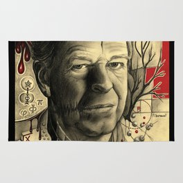 There are No Limits (Walter Bishop) Rug