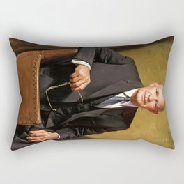 Dwight D. Eisenhower Rectangular Pillow