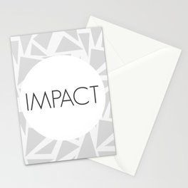 Make an Impact Stationery Cards