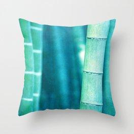 bambooo Throw Pillow