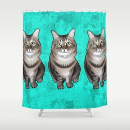 Missy Shower Curtain