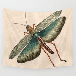 Big Grasshopper Wall Tapestry