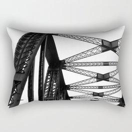 The Brigde Rectangular Pillow
