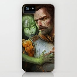 Condemned By Fire iPhone Case